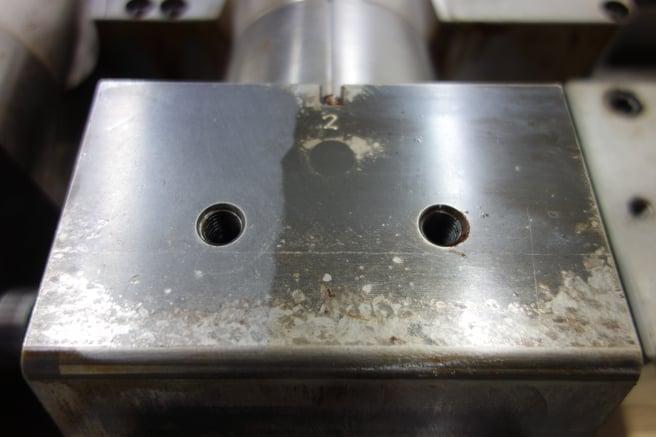 czyszzczenie suchym lodem w przemyśle tworzyw sztucznych