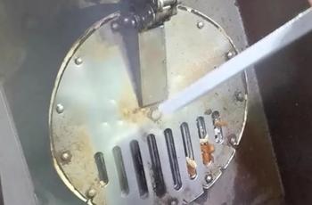 usuwanie pyłu z orzechów urządzenia przetwórcze czyszczenie suchym lodem